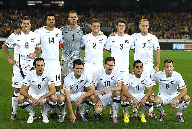 Состав сборной Зеландии на ЧМ 2010