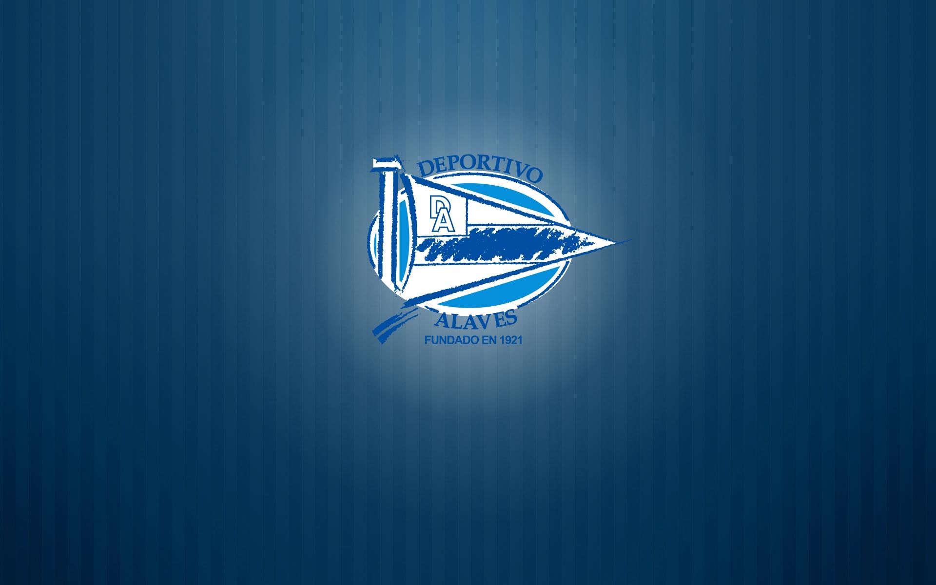 Алавес, лого