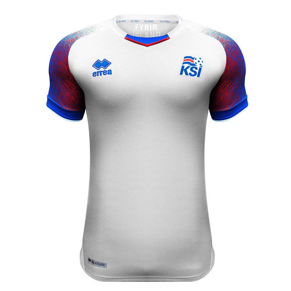 Выездная футболка сборной Исландии 2018