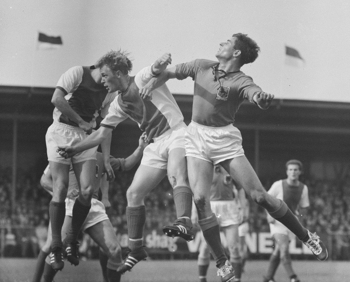 Футбольный клуб Аякс. 1961 год