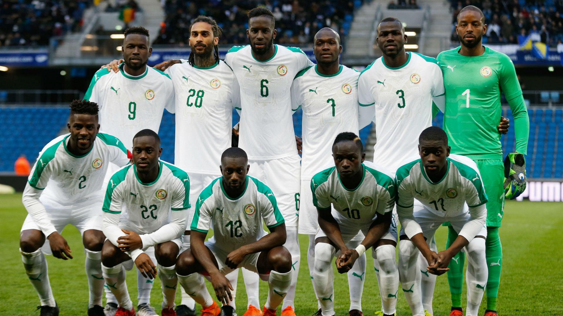 Национальная команда Сенегала по футболу